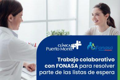 ¡Clínica Puerto Montt es uno de los prestadores que se adjudica licitación para resolver parte de las Cirugías de Lista de Espera FONASA!