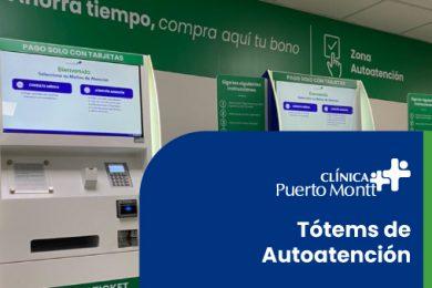 ¡Nuevos Tótems de Autoatención!